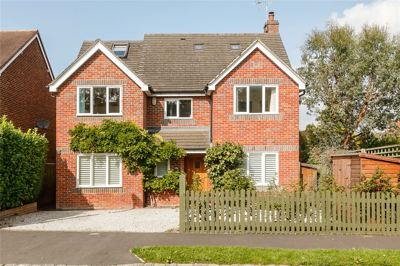 5 Bedrooms Detached House for sale in Manor Road, Henley-on-Thames, Oxfordshire, RG9
