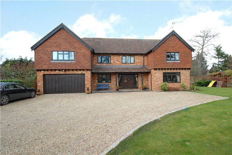 5 Bedrooms Detached House for rent in Mill Lane, Hurley, Berkshire, SL6