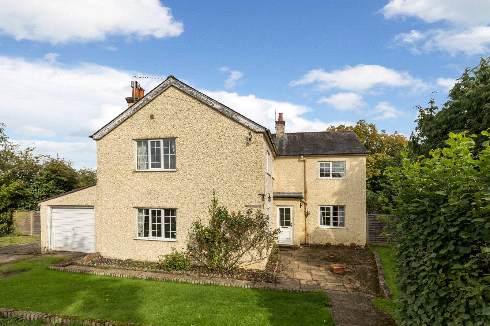 5 Bedrooms Detached House for sale in Wood End, Medmenham, Marlow, Buckinghamshire, SL7