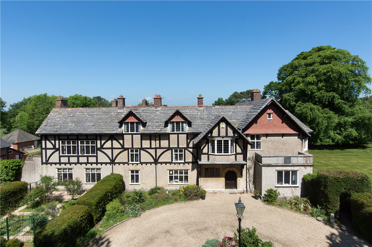 13 Bedrooms House for sale in New Forest, Bransgore, Christchurch, Hampshire, BH23
