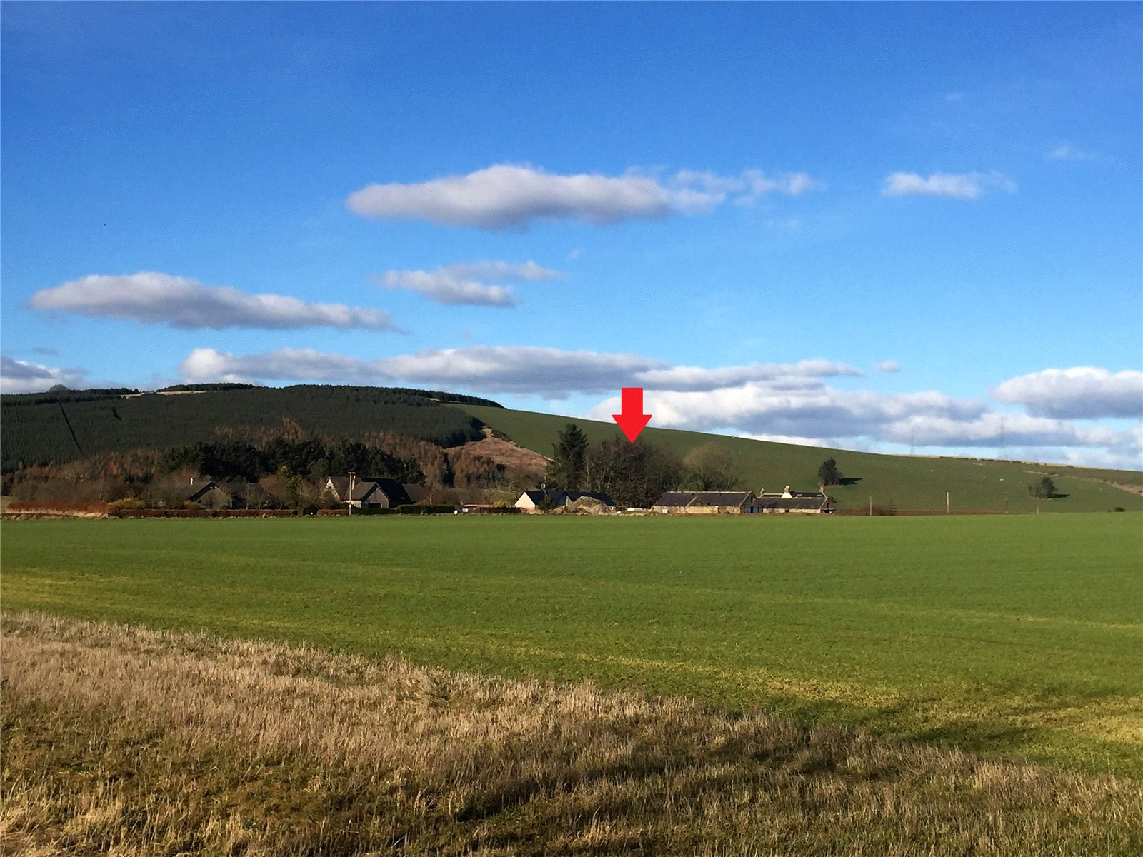 Land Commercial for sale in House 2, Over Tocher Development, Meikle Wartle, Inverurie, Aberdeenshire, AB51