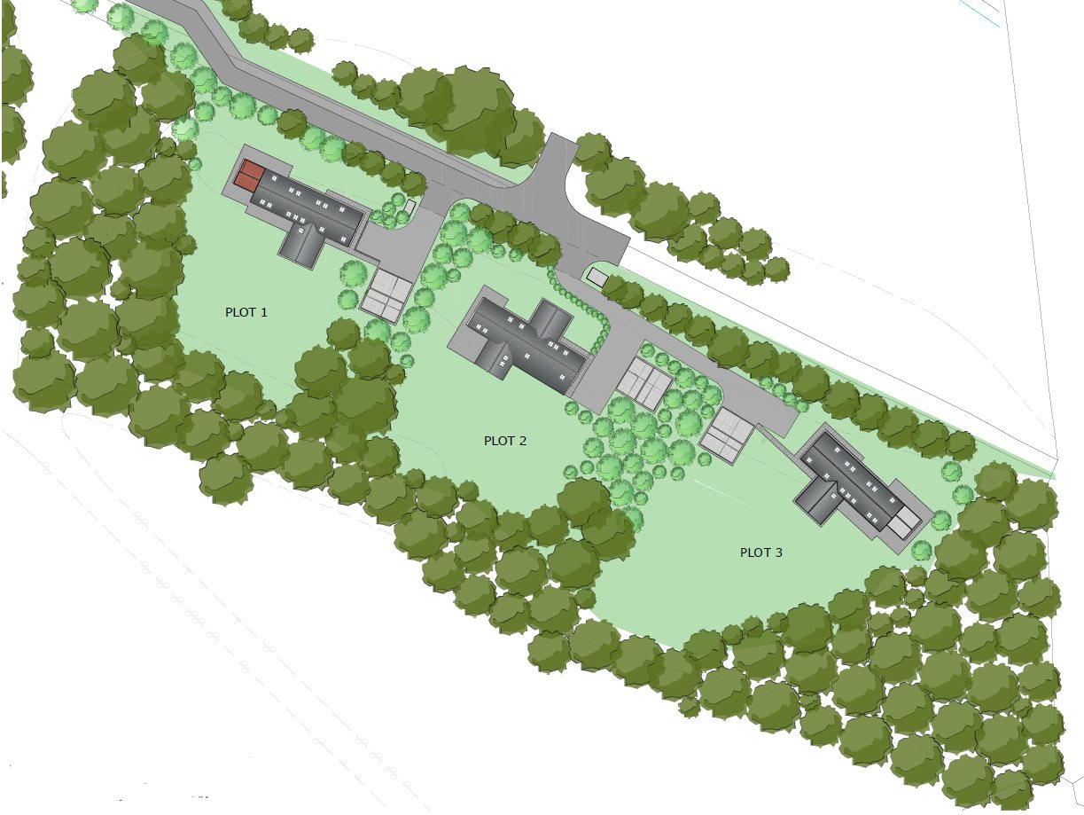 Land Commercial for sale in Woodlands Of Durris Development, Woodlands Of Durris, Banchory, Aberdeenshire, AB31