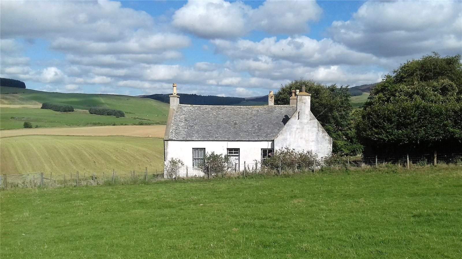 4 Bedrooms Detached House for sale in Beechwood Cottage, Glenkindie, Alford, Aberdeenshire, AB33