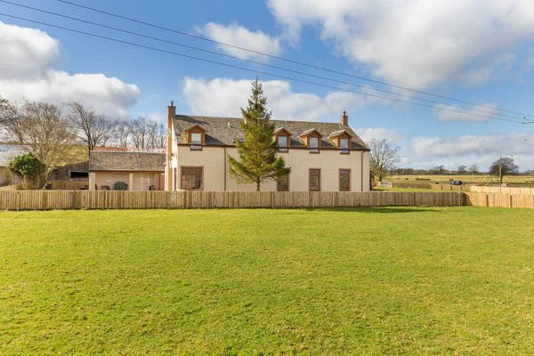 4 Bedrooms Detached House for sale in Braehead Farm, By Strathaven, South Lanarkshire, ML10