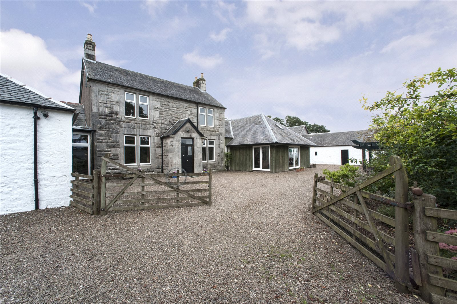 5 Bedrooms House for sale in Ryelands Farm, By Strathaven, South Lanarkshire, ML10