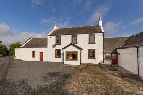 3 Bedrooms Detached House for sale in North Auchenmade Farm, By Kilwinning, North Ayrshire, KA13