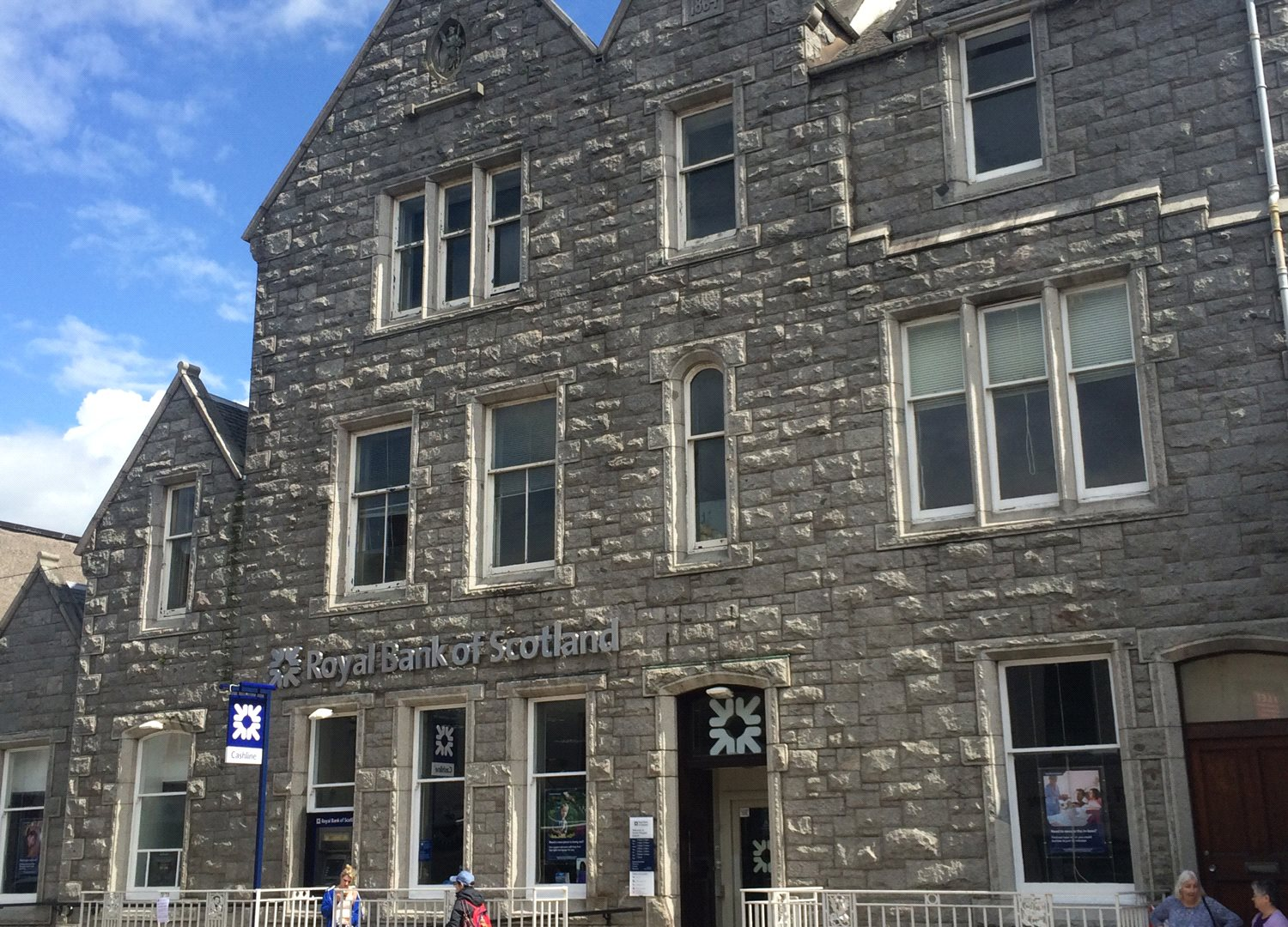 Apartment Flat for sale in Units A To E, 133 King Street (Upper Floors), Castle Douglas, Dumfries and Galloway, DG7