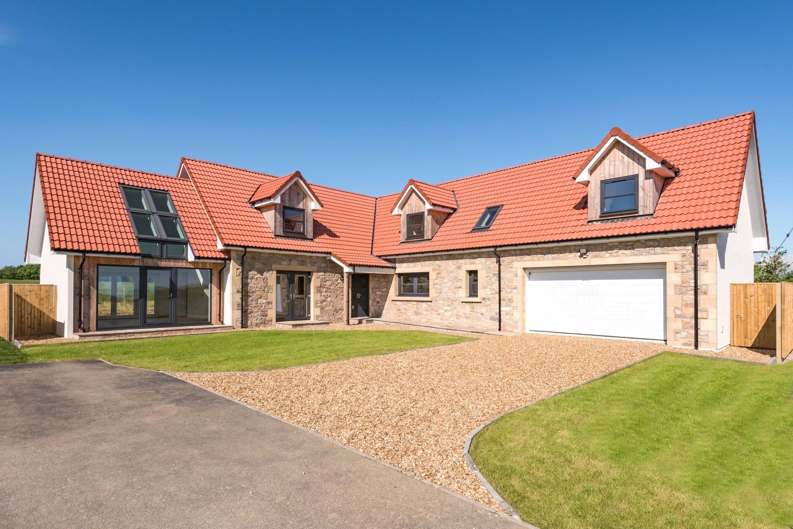 5 Bedrooms Detached House for sale in Beley Bridge House 2, Beley Bridge, St. Andrews, Fife, KY16