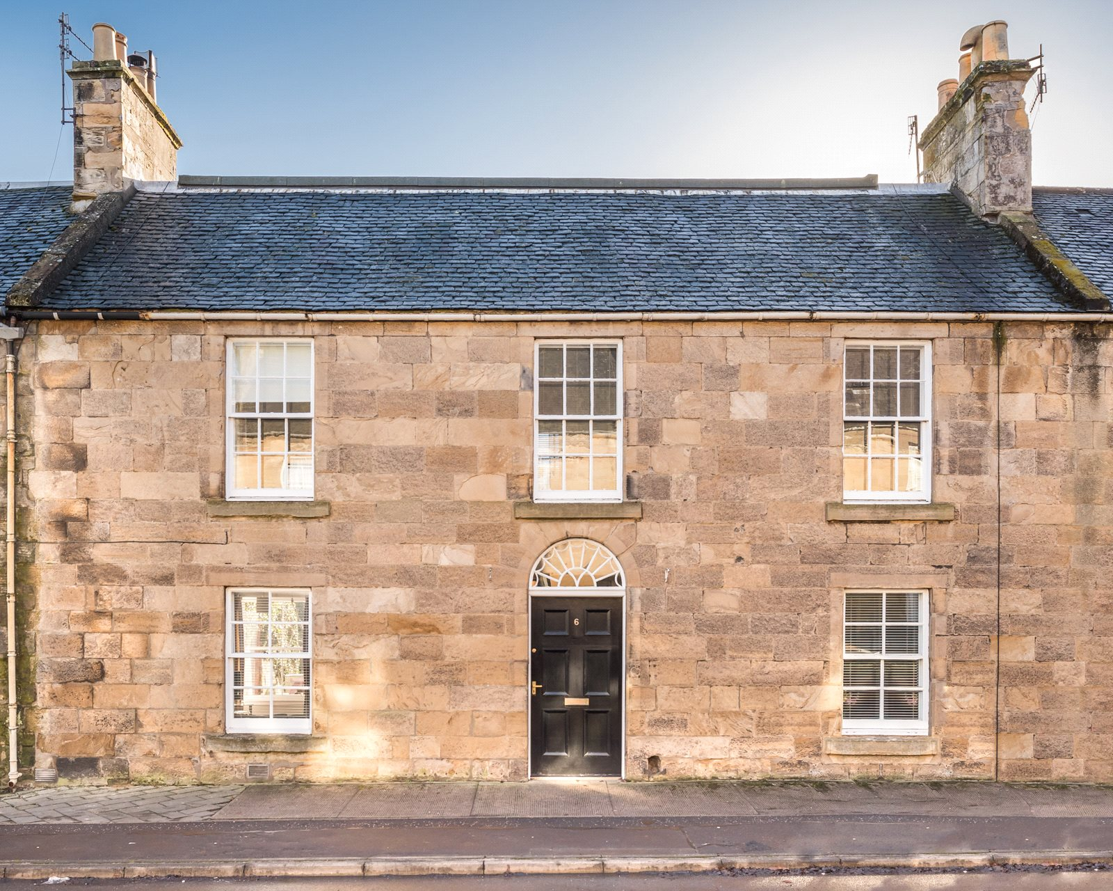 5 Bedrooms Terraced House for sale in 6 The Barony, Millgate, Cupar, Fife, KY15
