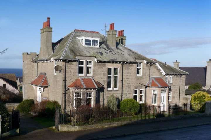 5 Bedrooms Detached House for sale in Letchworth Lodge, 65 Dunbar Street, Lossiemouth, Moray, IV31
