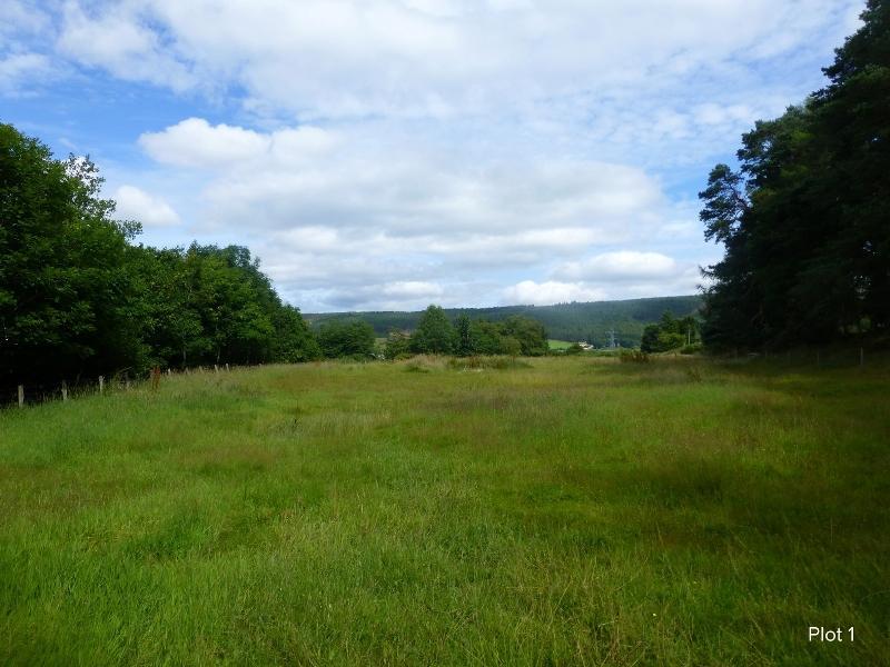 Land Commercial for sale in Plot 1 - Hillockhead, Hillockhead, Dallas, Forres, Moray, IV36