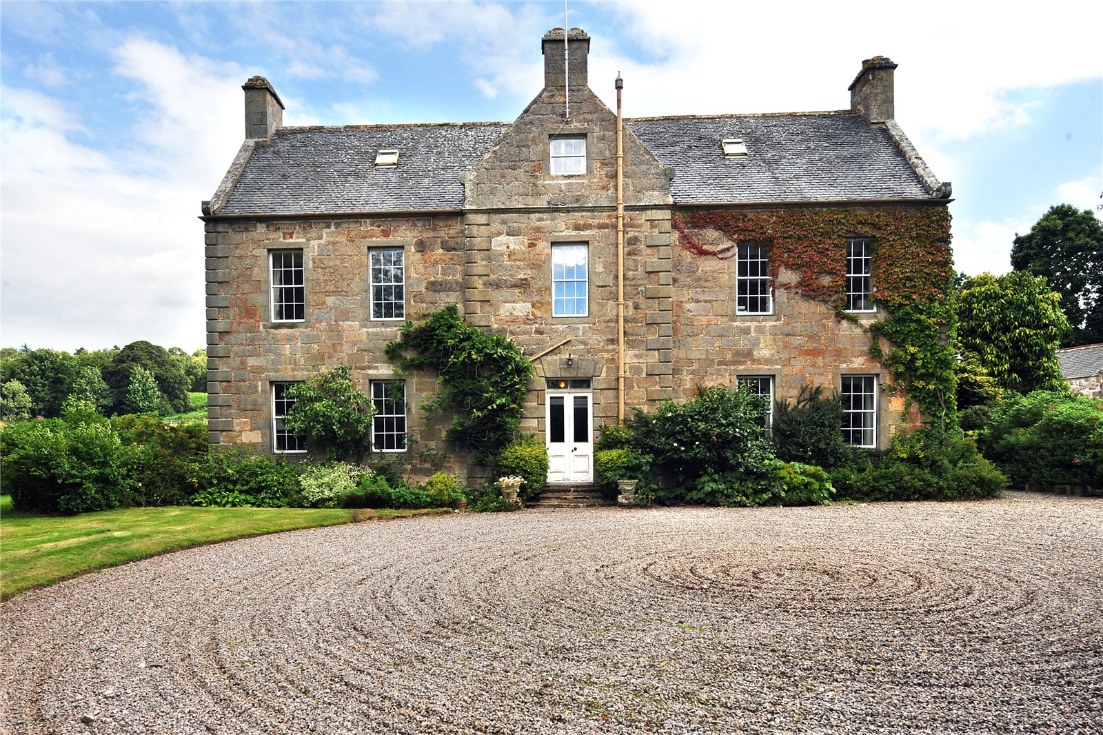 5 Bedrooms Equestrian Facility Character Property for sale in Blervie, Rafford, Forres, Moray, IV36