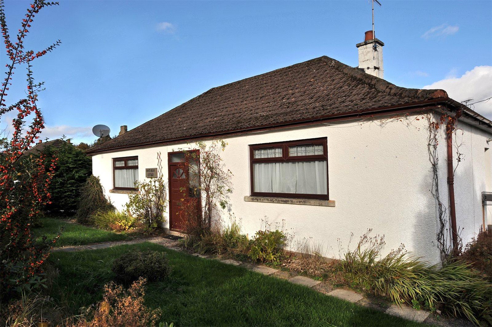 3 Bedrooms Detached House for sale in Whitebeam Cottage, 8 Lower Castleton, Glenlivet, Ballindalloch, Moray, AB37