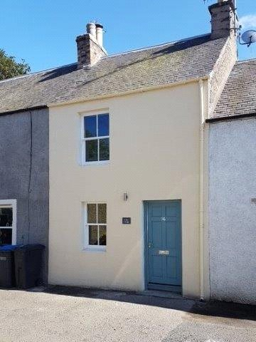 1 Bedroom Terraced House for sale in Violet Cottage, 16 The Row, Lauder, Scottish Borders, TD2