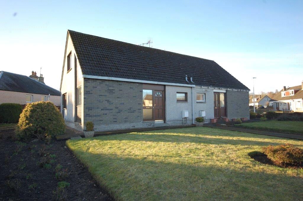 3 Bedrooms Semi Detached House for sale in 1 Scott Road, Lauder, Scottish Borders, TD2