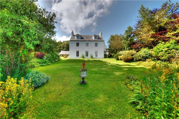 5 Bedrooms Detached House for sale in Bachuil House & Hawthorn Cottage, Isle Of Lismore, Oban, Argyll, PA34