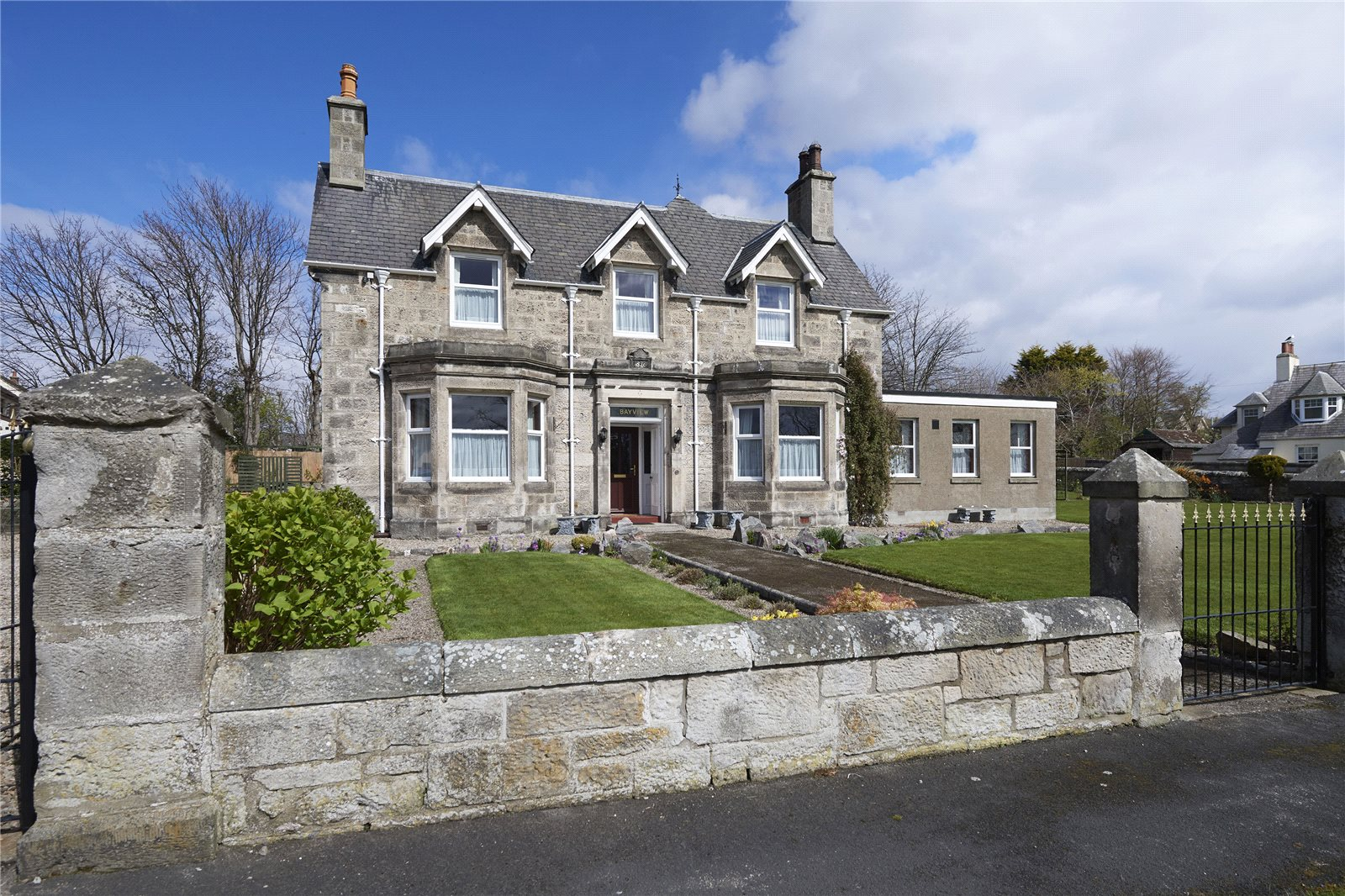 7 Bedrooms Detached House for sale in Bayview House, 1 Golf Road, Brora, KW9