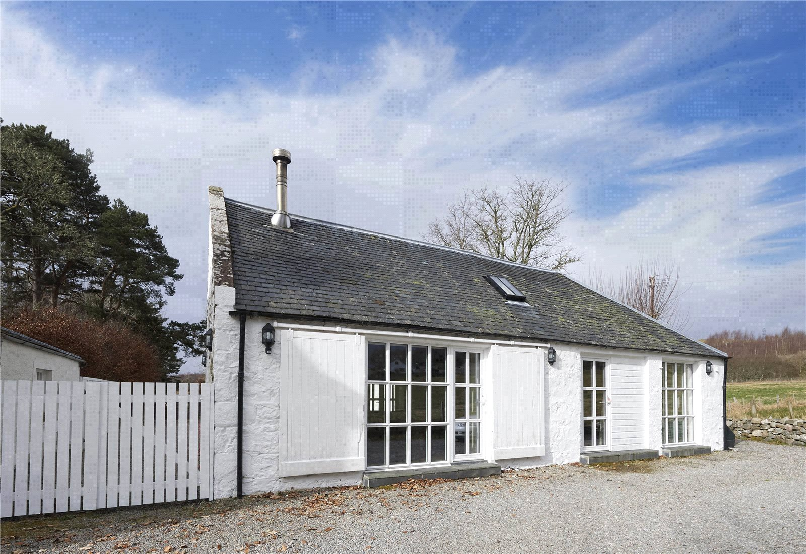 2 Bedrooms Detached House for sale in Kilmorack Cottage, Lot 2, Kilmorack, Beauly, IV4
