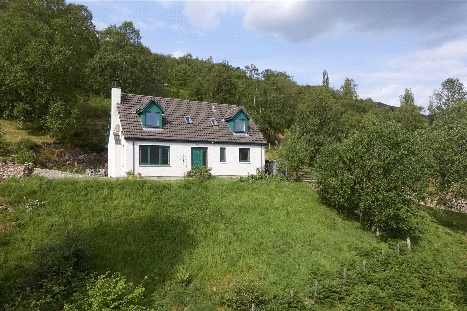3 Bedrooms Detached House for sale in Rivington, Letters, Lochbroom, Garve, IV23