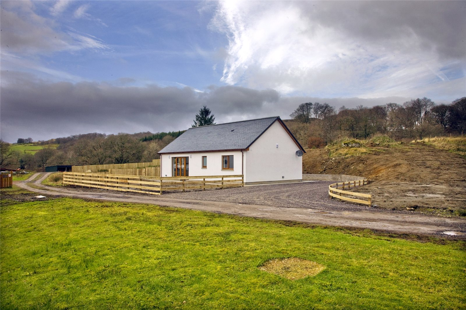 2 Bedrooms Detached Bungalow for sale in Cuilean, Kilchrenan, Taynuilt, PA35