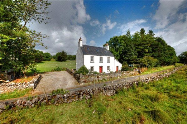 3 Bedrooms Detached House for sale in Hawthorn Cottage, Isle Of Lismore, Oban, Argyll, PA34