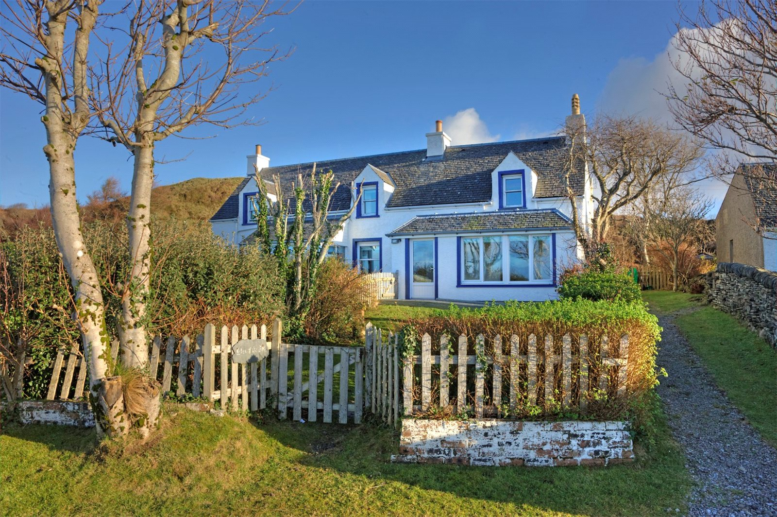 3 Bedrooms Semi Detached House for sale in Isles of the Sea, Cullipool, Oban, Argyll and Bute, PA34