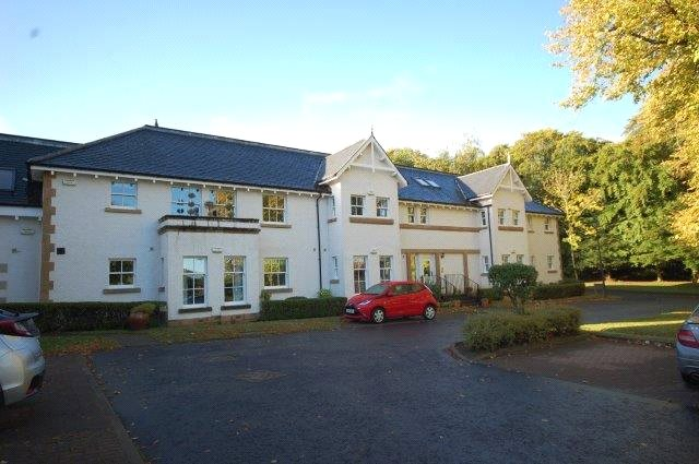 2 Bedrooms Apartment Flat for sale in 7 Craigerne House, Craigerne Drive, Peebles, Scottish Borders, EH45