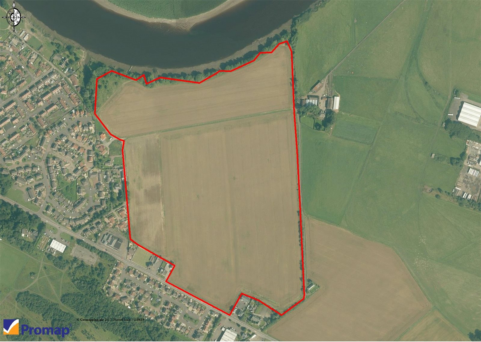 Land Commercial for sale in Land At Fallin, Fallin, Stirling, Stirlingshire, FK7