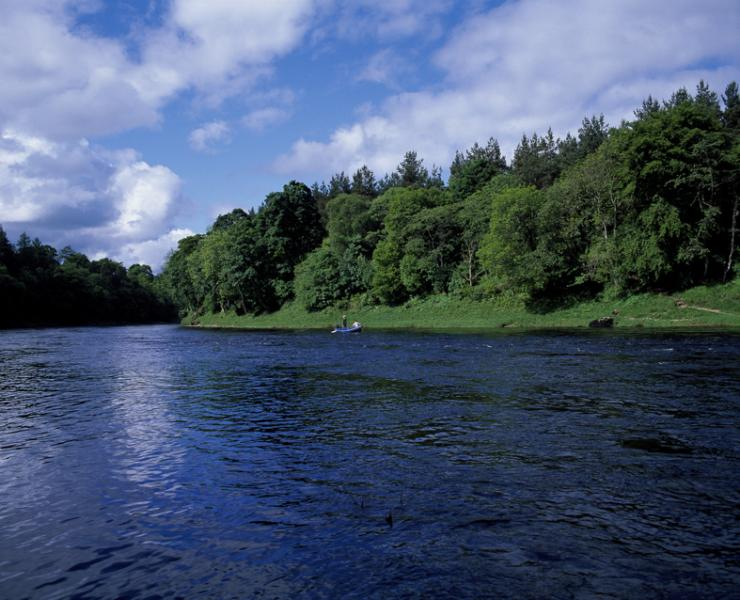 House for sale in Week 39 The Stobhall Fishings, River Tay, By Stanley, Perthshire, PH2