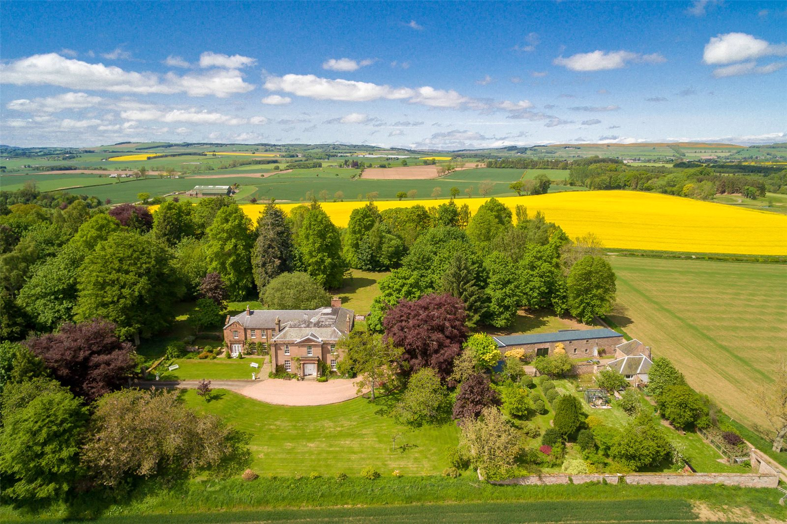 9 Bedrooms House for sale in Bardmony House, Alyth, Blairgowrie, Perthshire, PH11