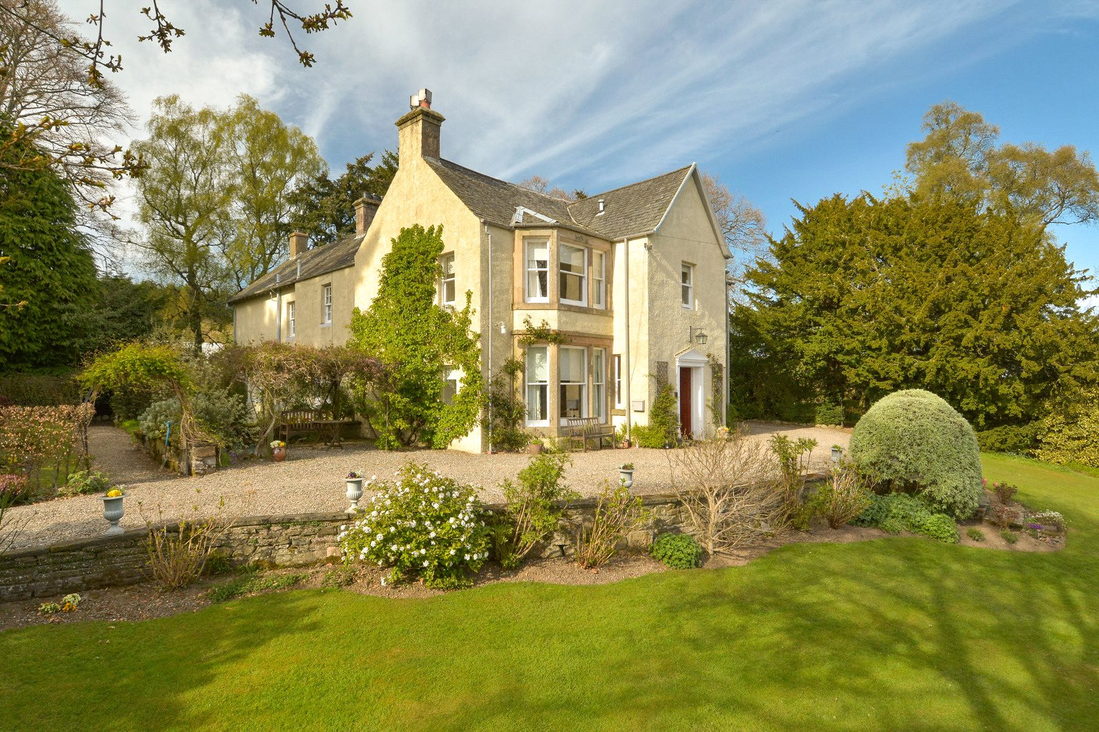 6 Bedrooms Detached House for sale in Druimantavore Lodge, Crieff, Perthshire, PH7