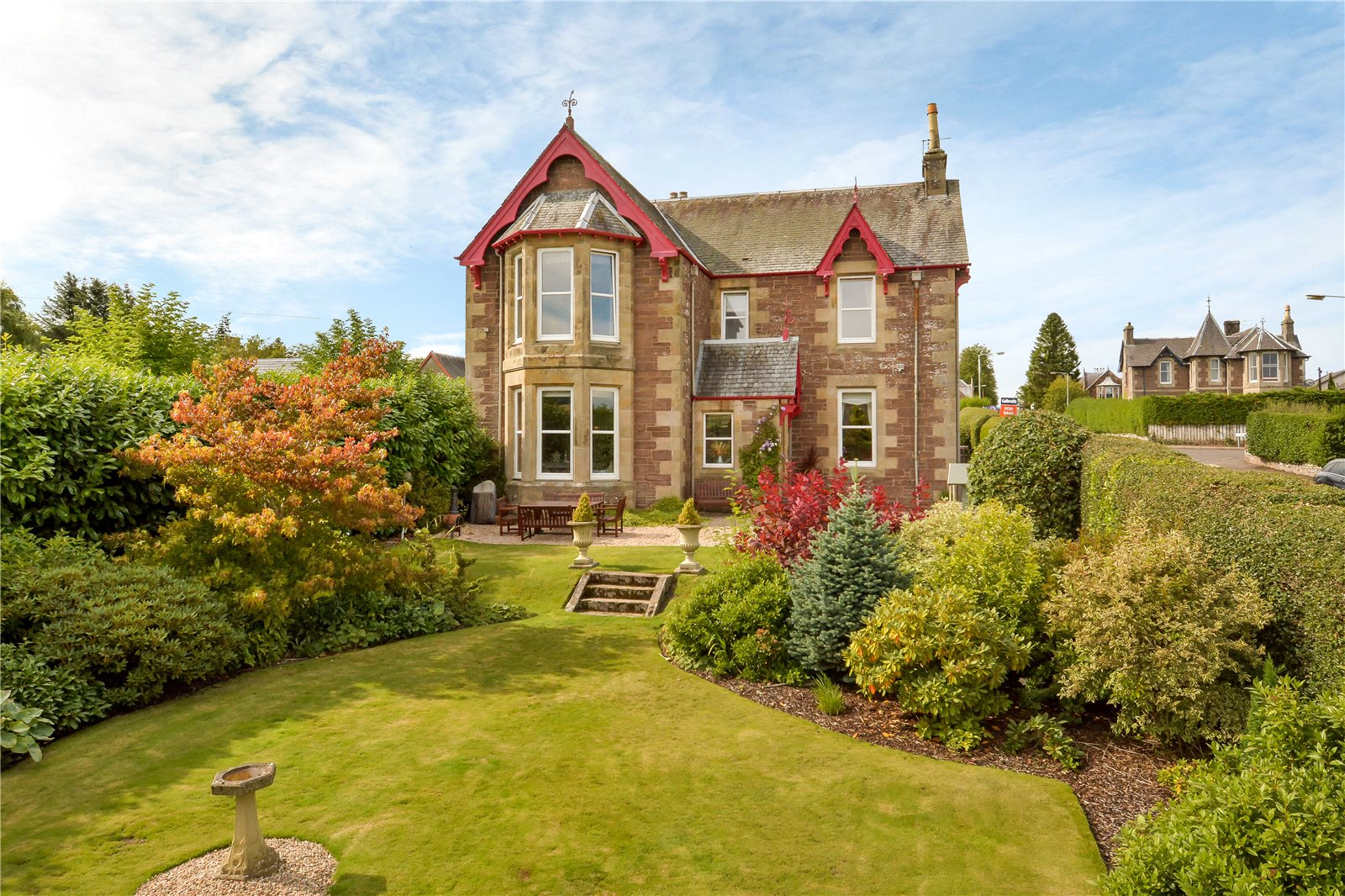 4 Bedrooms Detached House for sale in Ardenvohr, Montrose Road, Auchterarder, Perthshire, Perthshire, PH3