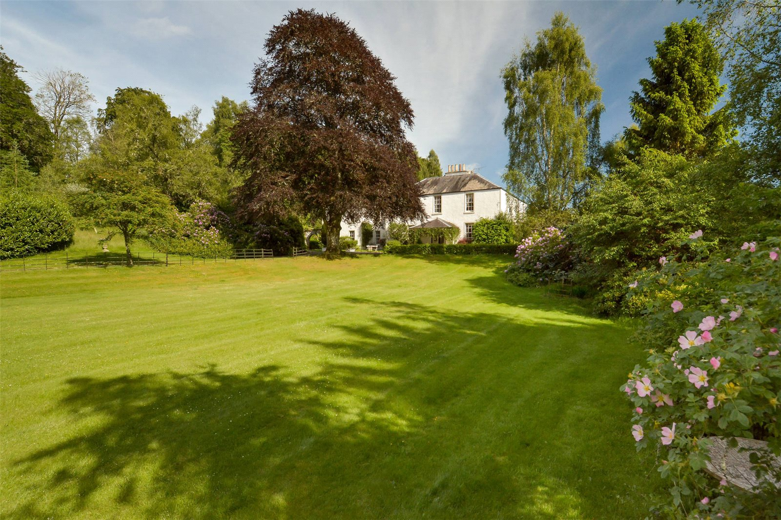 6 Bedrooms Detached House for sale in Balmyle House, Ballintuim, Blairgowrie, Perthshire, PH10