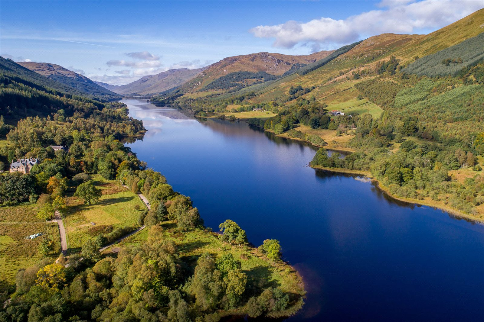 Land Commercial for sale in Stronvar Development Plot 1, Balquhidder, Lochearnhead, Stirlingshire, FK19