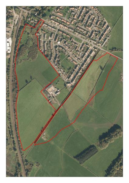 Land Commercial for sale in Land At Blairland Farm, Dalry, North Ayrshire, KA24