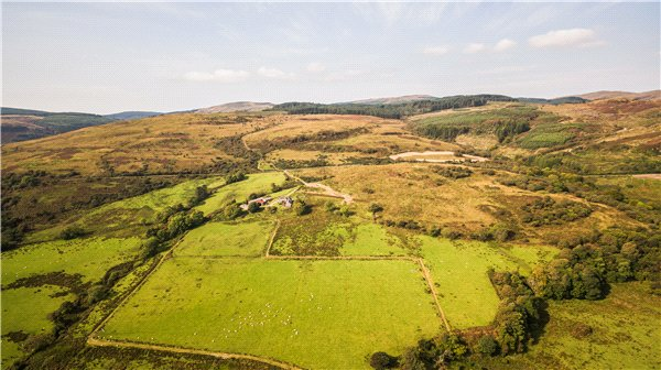 Land Commercial for sale in Plot At Whitestone Farm, Saddell, Campbeltown, Argyll & Bute, PA28