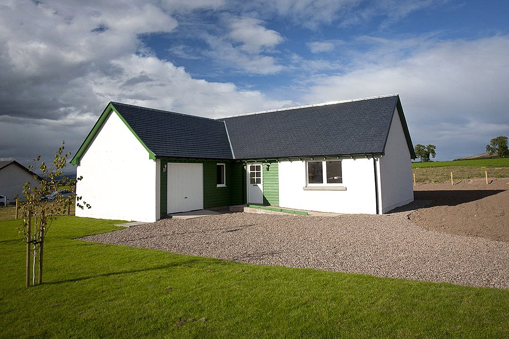 4 Bedrooms Detached House for sale in Kilmore, 4 King's Seat View, Collace, Perthshire, PH2