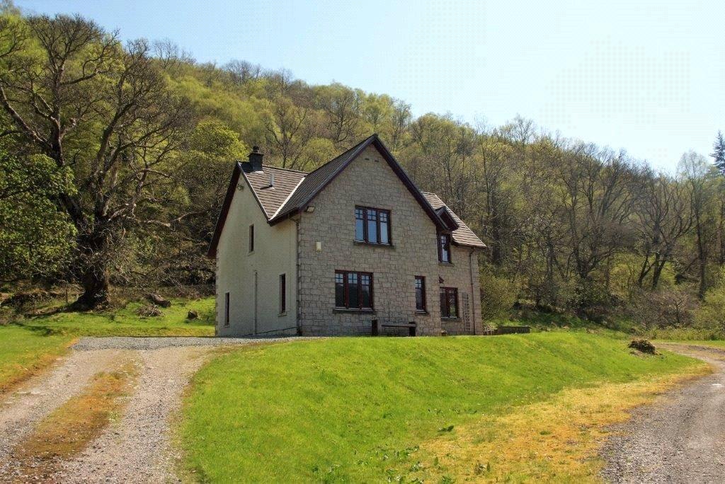 Detached House for sale in Lot 2 Stronafyne Ardachy House, Arrochar, Argyll & Bute, G83