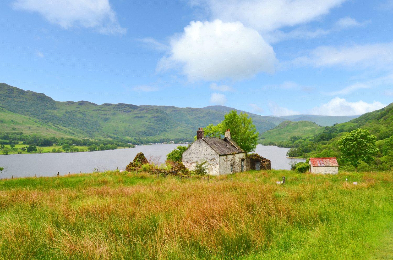 Detached House for sale in Doune Cottage, Ardlui, Arrochar, Argyll & Bute, G83