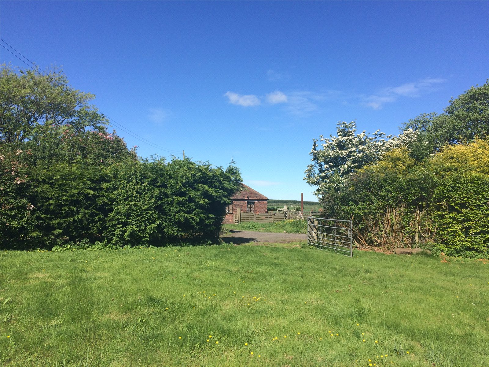Land Commercial for sale in The Paddock, Kings Highway, Old Largoward, Leven, Fife, KY9