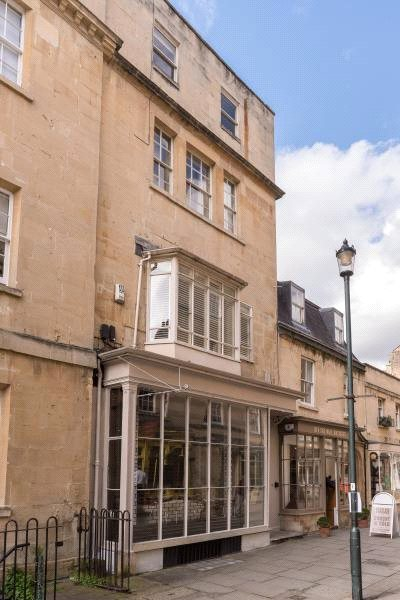 4 Bedrooms Town House for sale in Margarets Buildings, Bath, BA1
