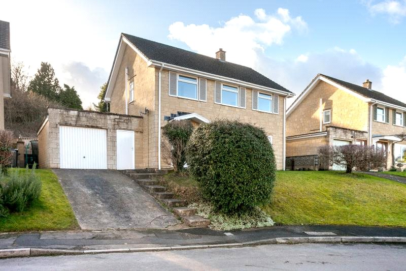 4 Bedrooms Detached House for sale in Littlemead, Ashley, Box, Wiltshire, SN13