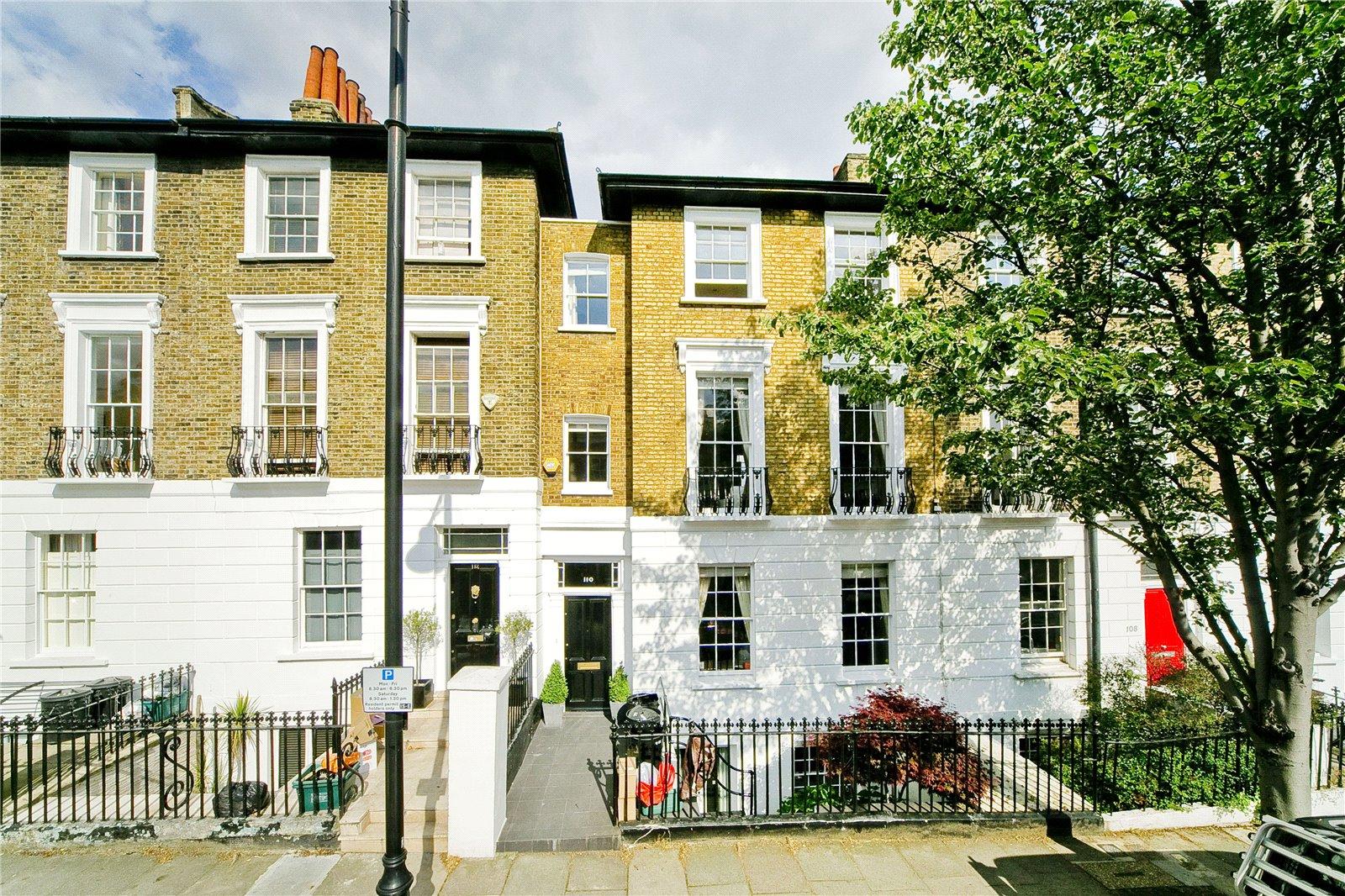 5 Bedrooms Terraced House for sale in Hemingford Road, Barnsbury, N1