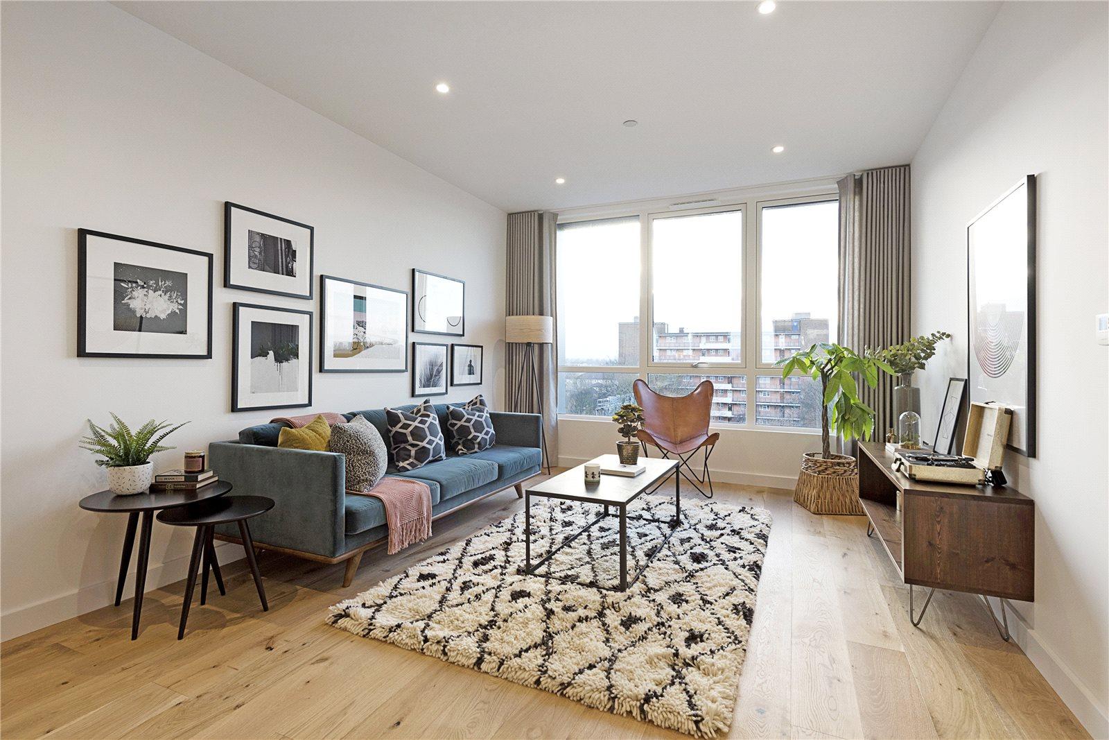 2 Bedrooms Flat for sale in Arklow Road, Deptford, SE14