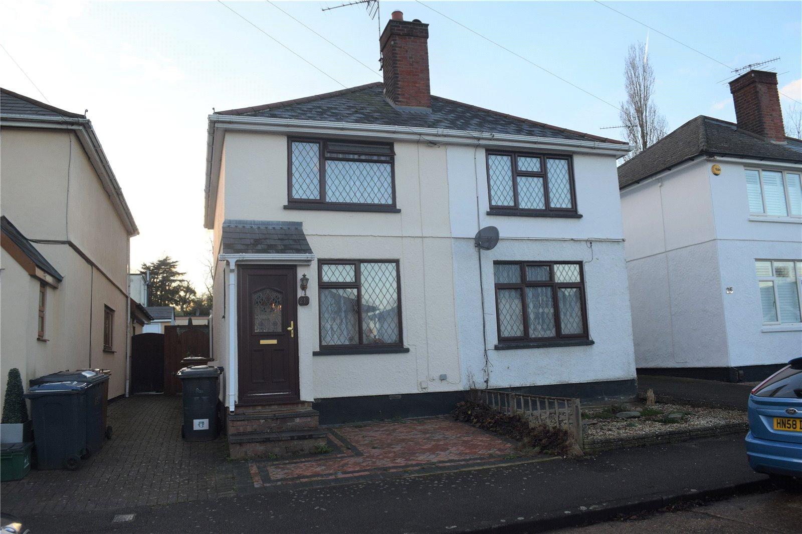 2 Bedrooms Semi Detached House for sale in Bishop's Stortford