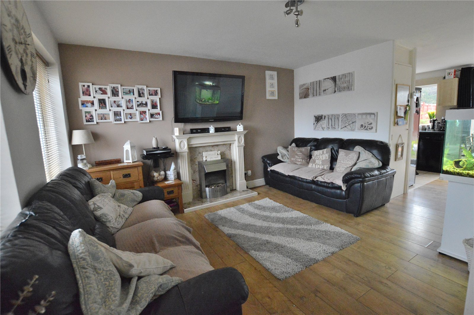 3 Bedrooms Terraced House for sale in Elsenham