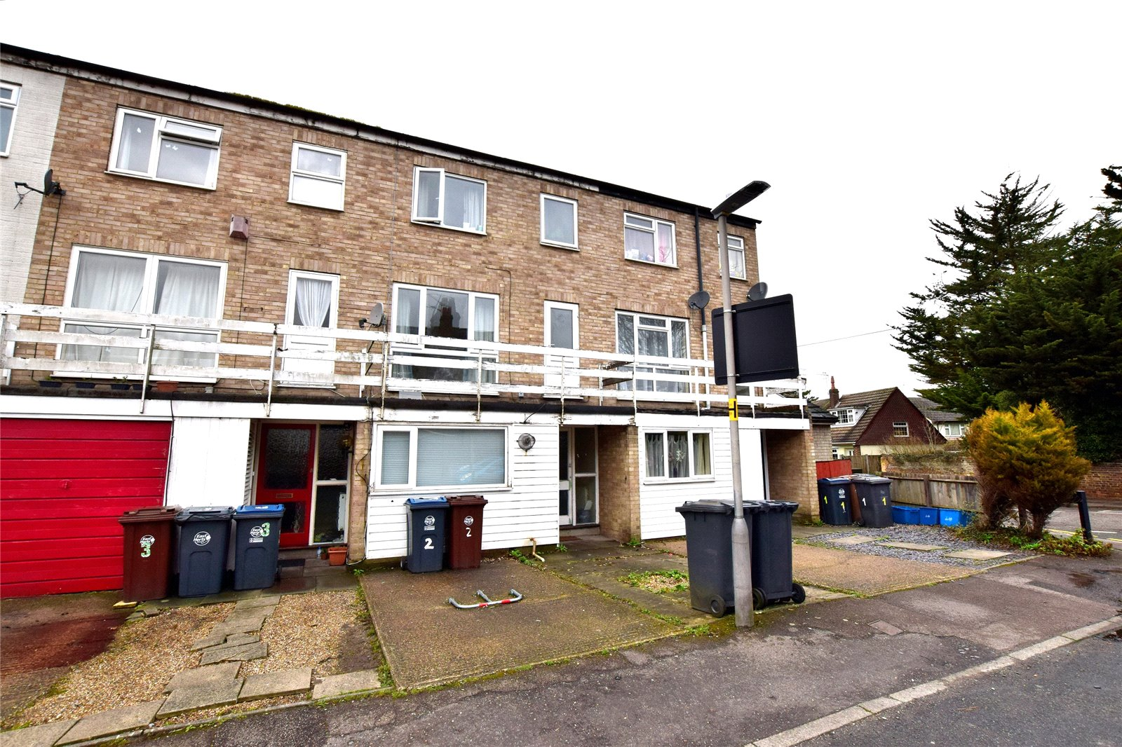 6 Bedrooms Terraced House for sale in Bishop's Stortford