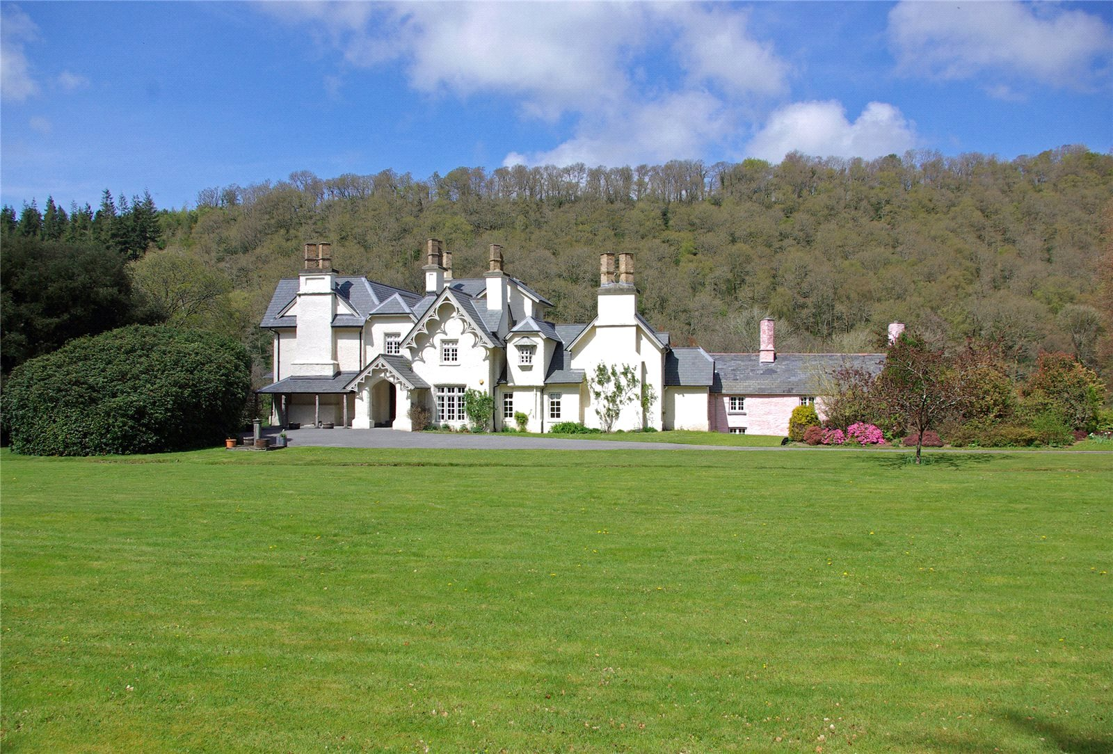 7 Bedrooms Detached House for sale in Lancych, Boncath, Pembrokeshire