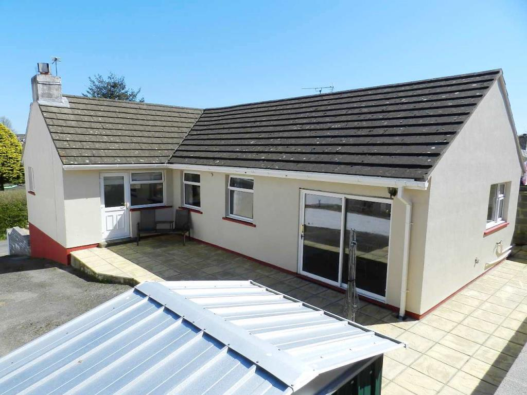 3 Bedrooms Detached Bungalow for sale in Guildford Row, Llangwm, Haverfordwest
