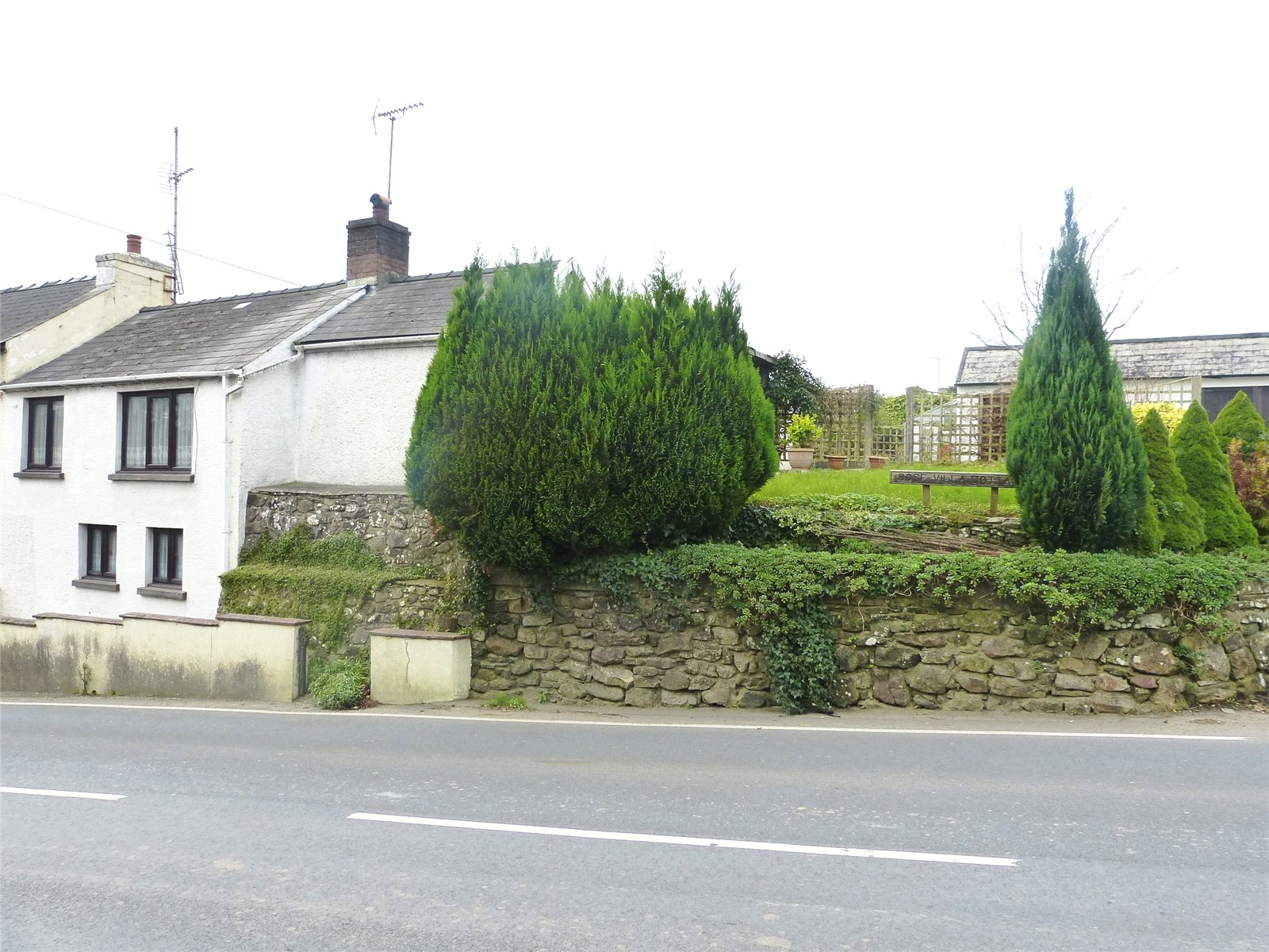 2 Bedrooms End Of Terrace House for sale in Rosevilla Cottage, Templeton, Narberth, Pembrokeshire